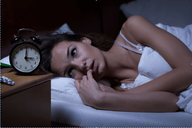 Know which symptoms of sleeplessness are