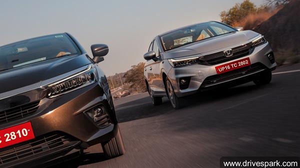 2020 Honda City Review (First Drive): New Honda City Review Design Engine Features Tech Info