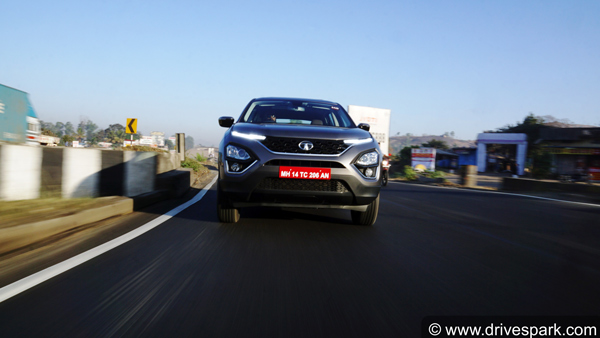 2020 Tata Harrier BS6 Automatic Review: engine, updates, driving experience information