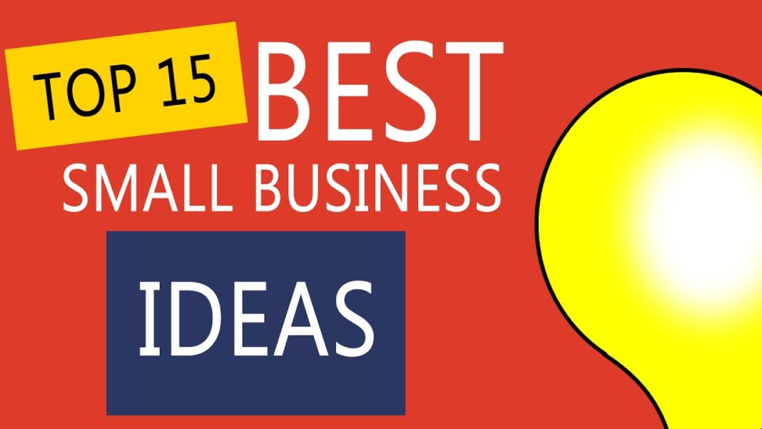 Top 15 Business ideas in 2020