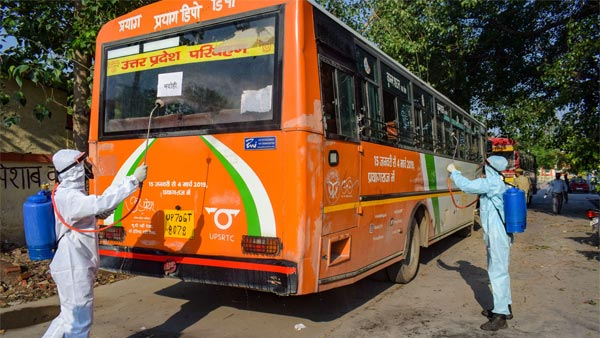 Free bus tickets for women: CM Yogi gift on Rakshabandhan, women will get free bus service