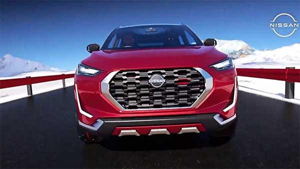 Nissan Magnite Concept Interior Revealed: Nissan Magnet Concept Interior Information Revealed
