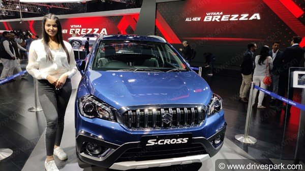 Maruti S-Cross Petrol Launched: New Maruti S-Cross Petrol India Launch Price Rs. 8.39 Lakh Features Information