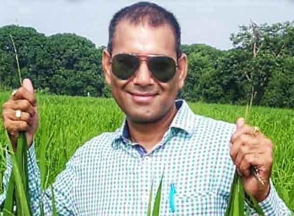 In just one year, this farmer became a millionaire from agriculture