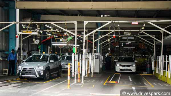Toyota Employees Tests Positive For COVID-19: 16 Toyota Employees found Corona Positive
