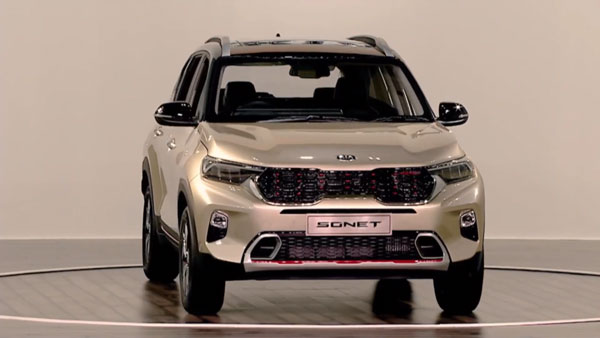 Kia Sonet World Premiere: Launched in Sonnet, to be launched in September