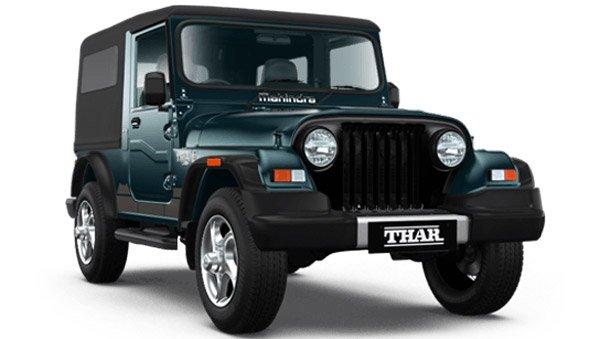 2020 Mahindra Thar Spied: New Mahindra Thar interior photos revealed