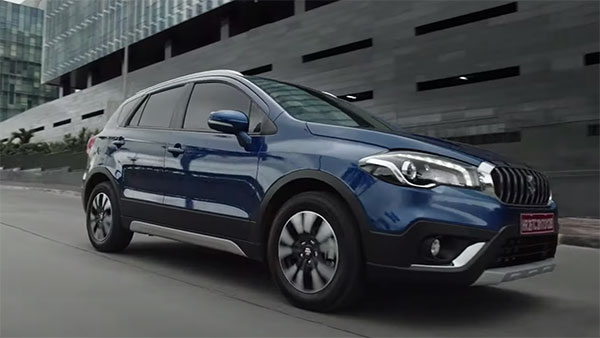 Maruti S-Cross New TVC Released: New Television Commercial of Maruti S-Cross Petrol Released, Watch Video