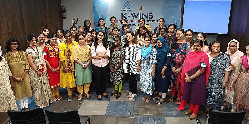 Women at one of the HerMoneyTalks workshops