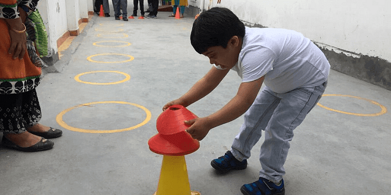 Umoya Sports helps children become intellectually and physically disabled.