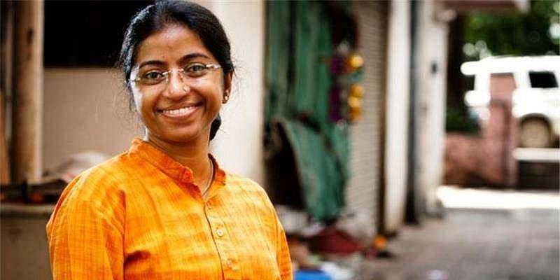 Sunita Krishnan, social worker