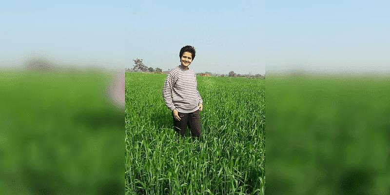 Megha Parmar is very fond of her village.
