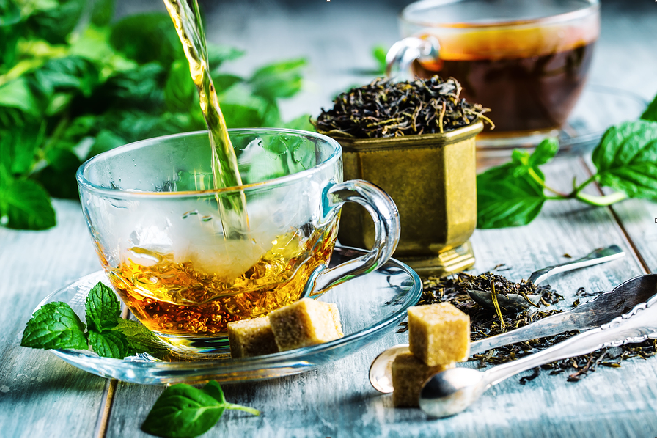 Green tea is beneficial for health