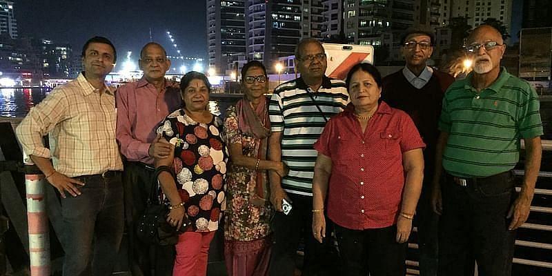 Memorable moment of travel held in Dubai for senior citizens