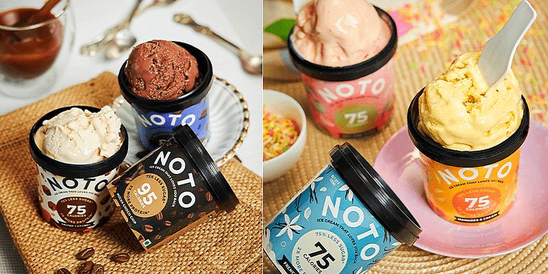 All Variety of Noto Ice Cream