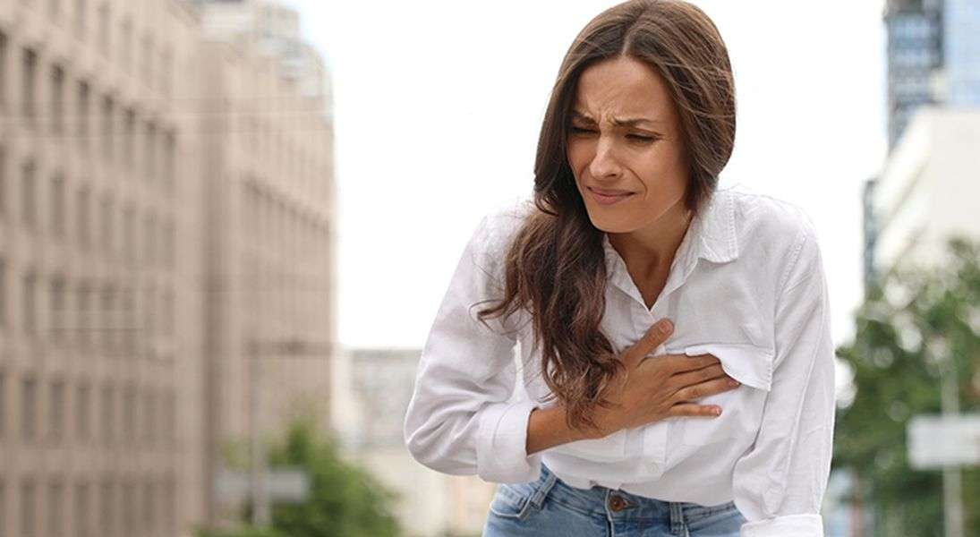 New research: 25 percent more fear of chronic disease in women than men