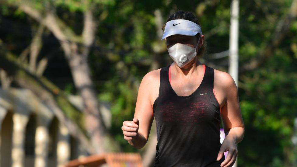 Mask Safety: Research suggests that use in masks can do more harm than some fabric protection