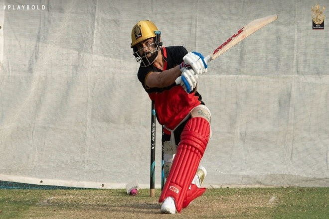 IPL 2020: Virat Kohli said after reaching UAE - was very scared about net practice, didn't think that