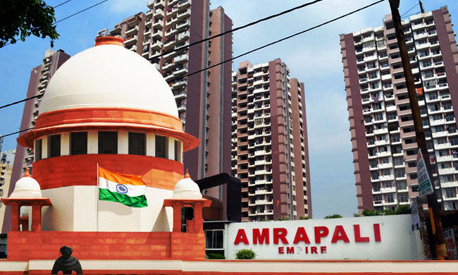 Amrapali Home Buyers gets deferment on payment of arrears, deposited by September 15