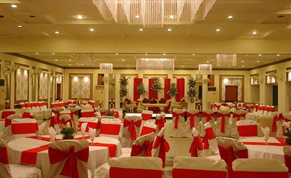 Banquet hall business idea