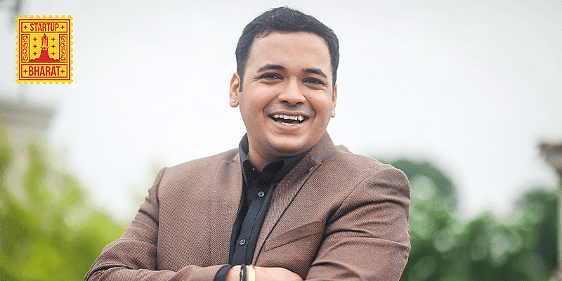 Gaurav Tiwari, co-founder of Mystic Earth