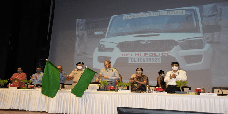 MoU signed between AIIA and Delhi Police.