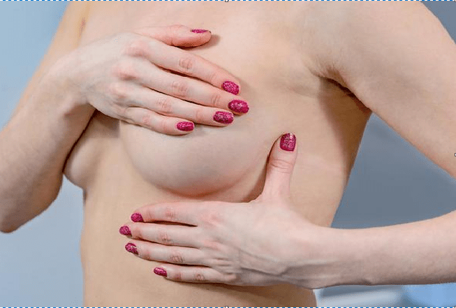 Breast Cancer;  Identify breast cancer yourself and avoid it