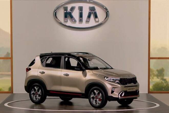 kia motors india to start pre booking of kia sonet from 20 august specifications engine details