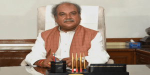 Union Minister of Agriculture and Farmers Welfare, Rural Development and Panchayati Raj, Narendra Singh Tomar