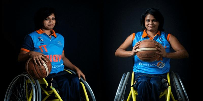 Geeta Chauhan, international wheelchair basketball player