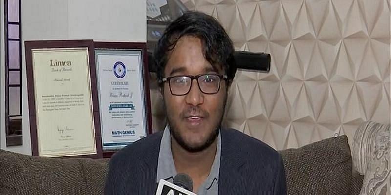 Neelkanth Bhanu Prakash (Photo courtesy: ANI)