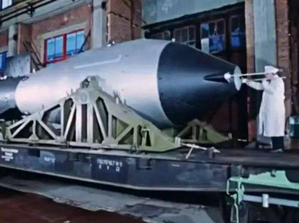 Russia Release Worlds Most Powerful Nuclear Explosion Video 3333 Time