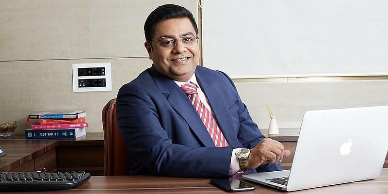 Dhiren Chheda, Director, Vinay Electricals