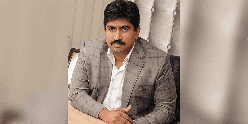 Kasagrand founder and MD Arun M.N.