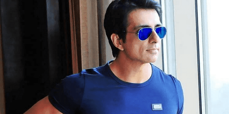 Actor Sonu Sood is helping thousands of migrant workers in India.