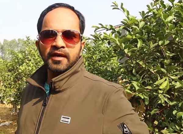 Agriculture Success Story of farmer Rajiv Bhaskar
