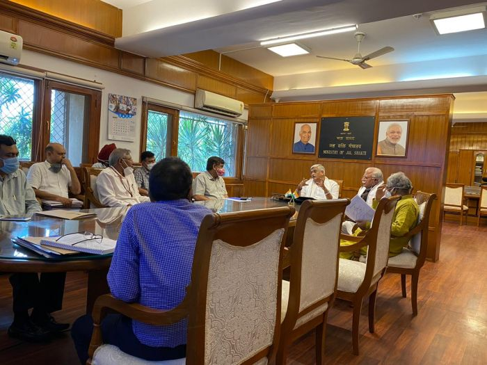 44-year-old SYL canal controversy over Punjab and Haryana CM meeting via video conferencing