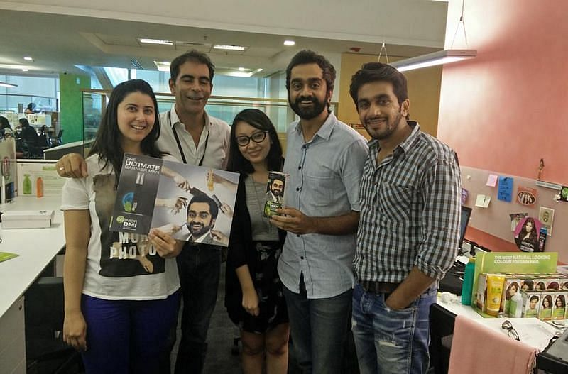 Garnier Men Team in India