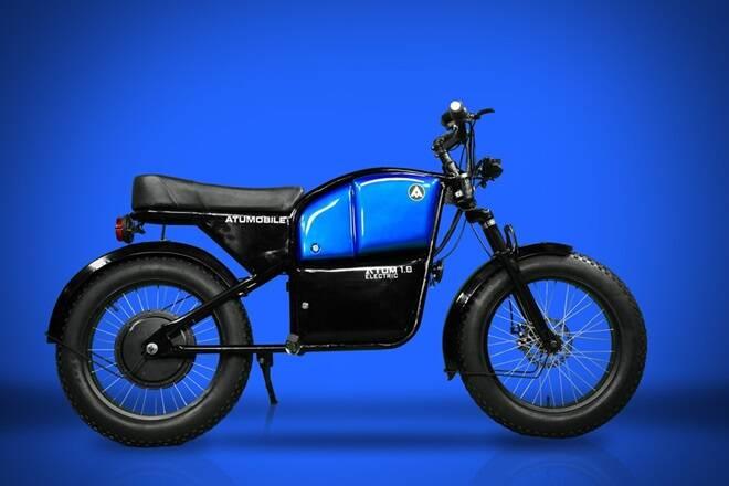 Atumobile Pvt Ltd launched Atum 1.0 electric bike, upto 100 km range at7-10 rupee perday spending