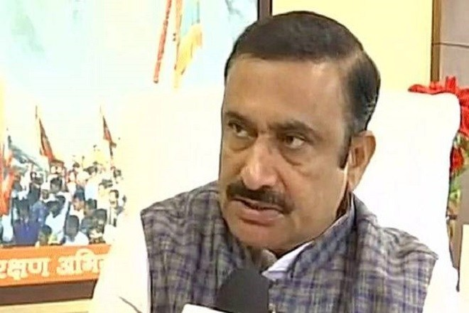 Bjp Minister Bhupendra Singh attacked Congress fiercely, said - Congress will become history like a dinosaur