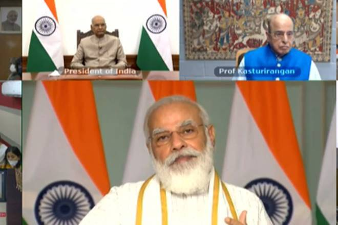 NEP 2020, PM Modi, inaugural session of Governors' Conference on National Education Policy