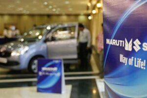 Maruti Suzuki India production in August 2020