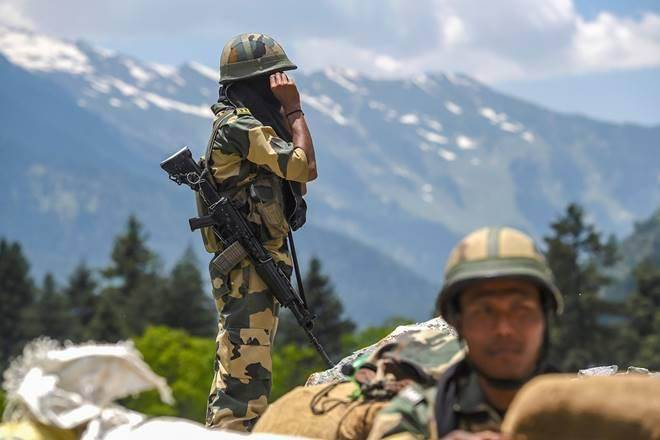 India-China Faceoff, Firing at LAC, PLA, global times, Pangong Tso, Rechin La near Rezang La, indian army, regional tensions between india and china, PLA Western Theatre Command, chinese army, Ministry of Defence,