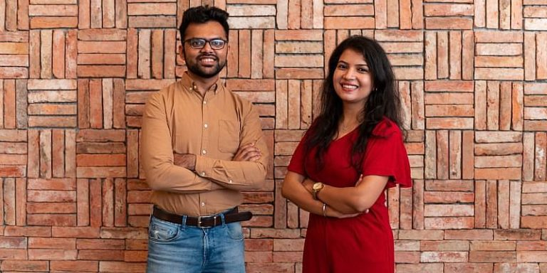 Zealth.ai's co-founders Monica Mehta and Dheeraj Mundhra