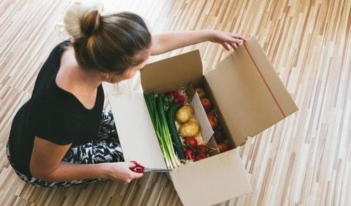 Online Vegetables Order Delivery Platform