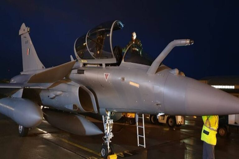 Three more Rafale jets arrive in India from France know here rafale fighter jet specifications