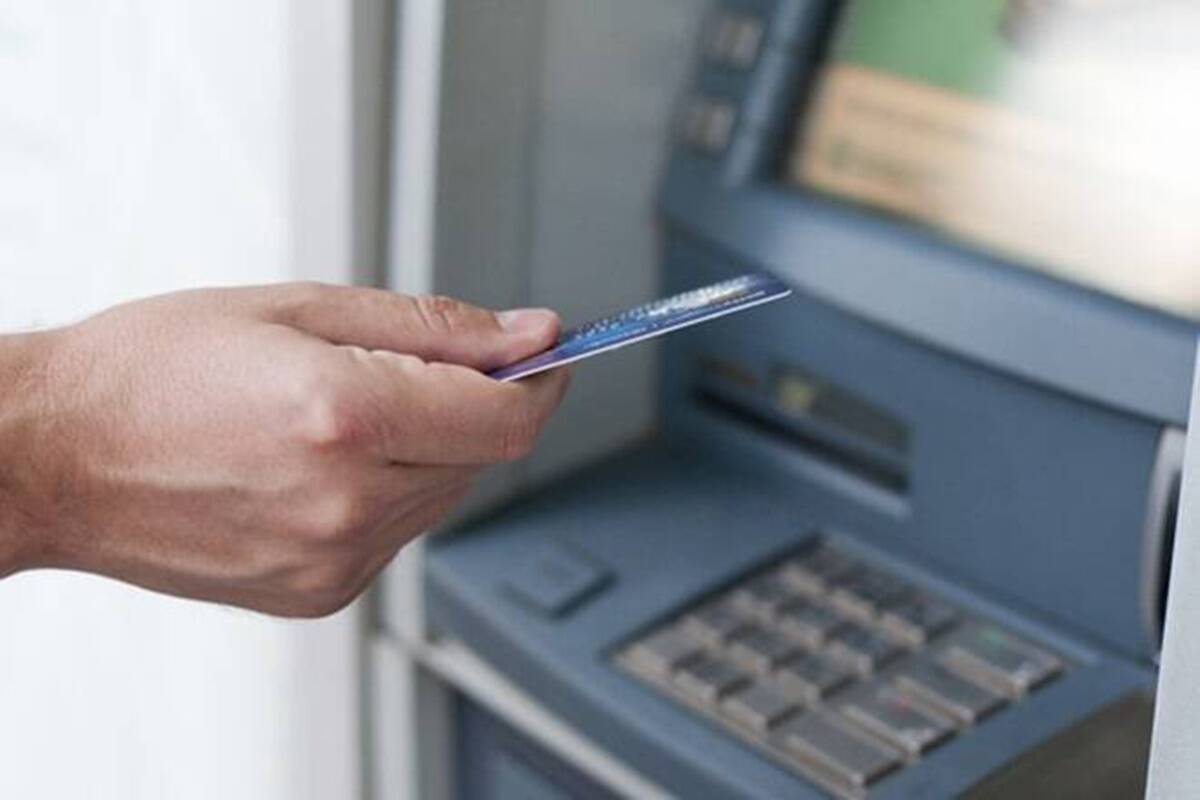contactless ATM cash withdrawal facility launched scan QR code