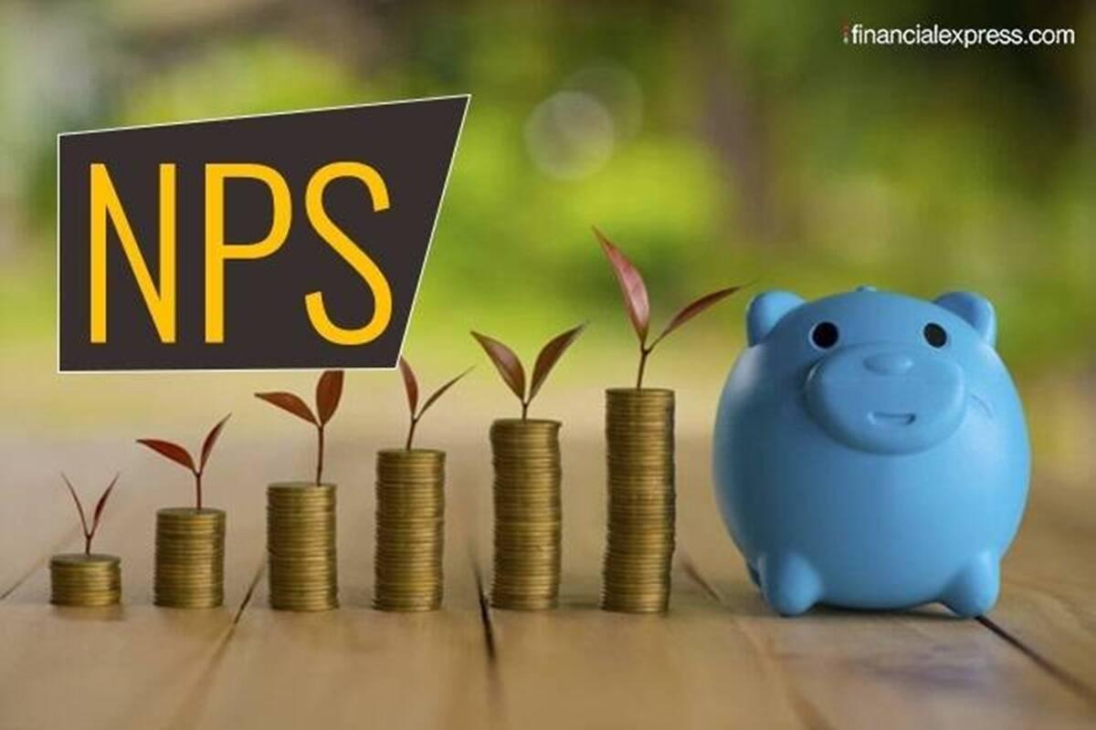 NPS Account in SBI