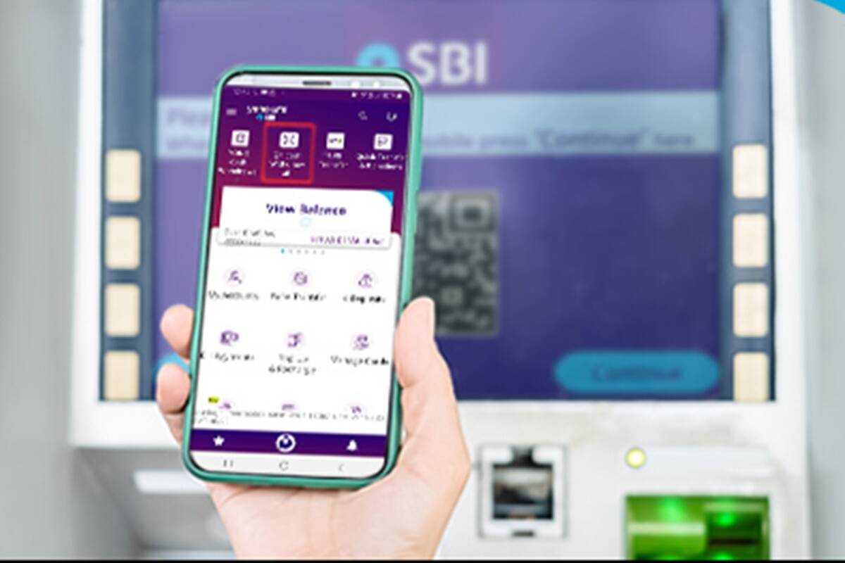 how to withdrawal cash without debit card know here stepwise process sbi atm yono app
