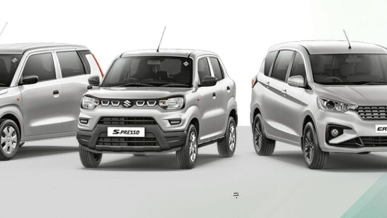 Forget electric cars, Maruti is getting a discount of 40,000 rupees on these CNG vehicles, see list